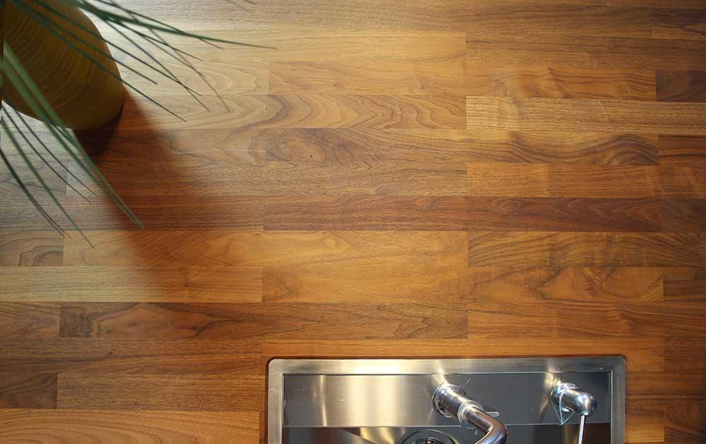 houten keukenbladen